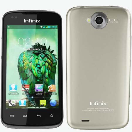 Infinix Surf Smart 3G X351 MT6575 Android 2.3.5 Official Stock Firmware