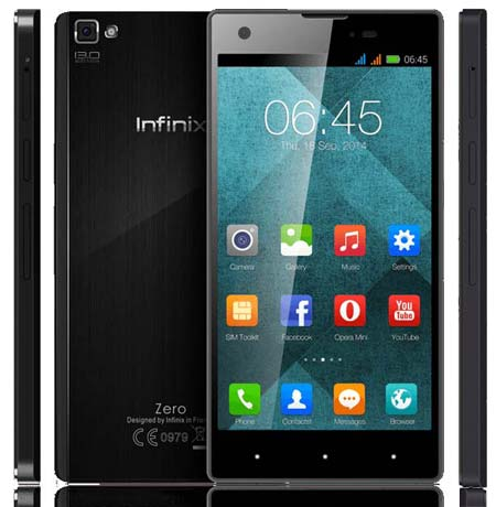 Infinix Zero X506 Mt6592 Official Stock Firmware SP Flash Tool Files
