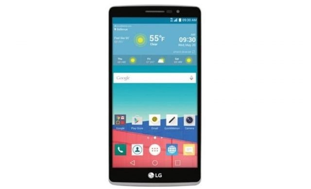 LG G Stylo H631MX Official Stock Firmware Kdz