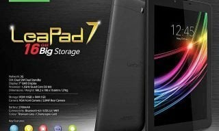 Leagoo Leapad 7 MT6580 Android 6.0 Official Firmware Flash Files
