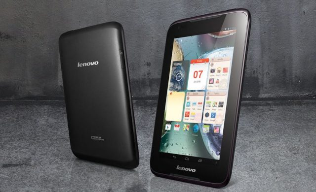 Lenovo A1000G MT6577 Official Firmware Flash Files