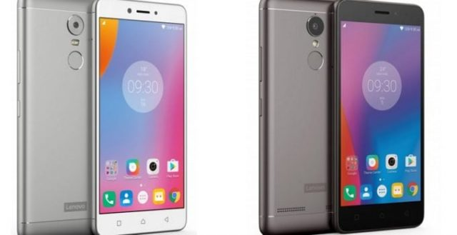 Lenovo K6 Power S233 Android 7.0 Nougat OTA Update Download
