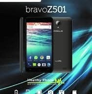 Magnus bravoZ501 MT6580 Android 5.1 Official Firmware Flash Files