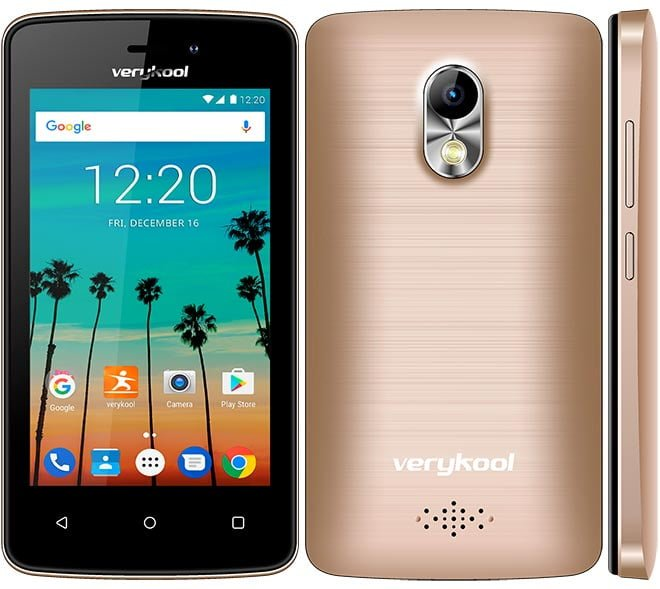 Verykool S4009 MT6570 Android 6.0 Official Stock Firmware SP Flash Tool
