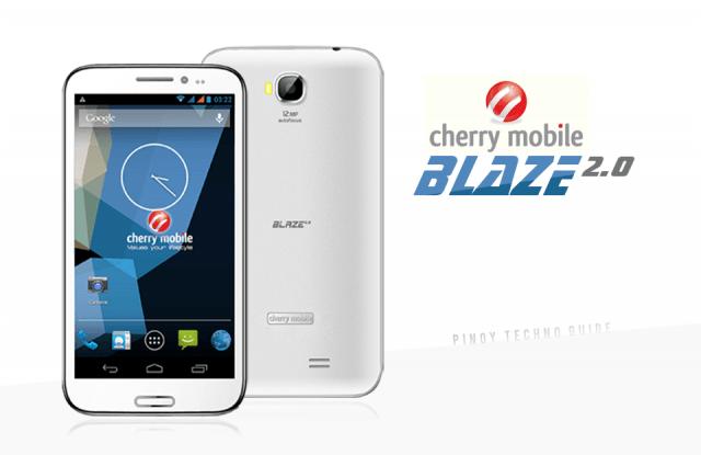 Cherry Mobile Blaze 2.0 Firmware