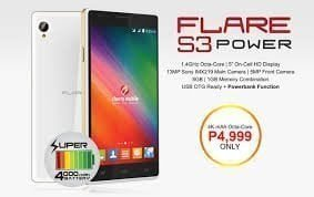Cherry Mobile Flare S3 Power Firmware