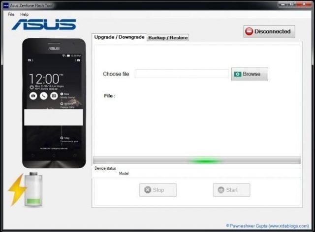Download Asus Zenfone Flash Tool Latest Version Updated