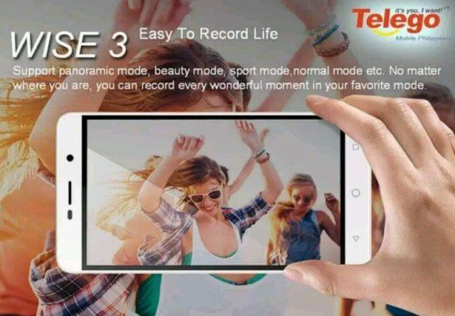 Telego Wise 3 Firmware