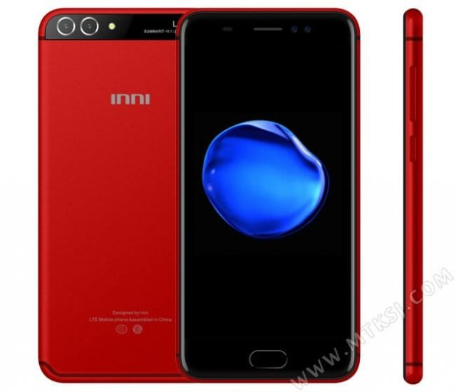 INNI P10 MT6735 Android 6.0 Official Stock Firmware Sp Flash Tool Files