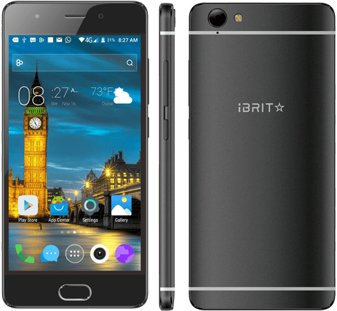 Alpha iBRIT AF51 MT6580 Android 7.0 Official Stock Firmware SP Flash Tool Files