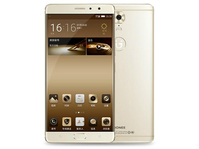 Gionee M6 Firmware