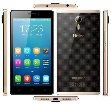 Haier Esteem i80 MT6592 Android 4.4.2 Official Stock Firmware SP Flash Tool Files