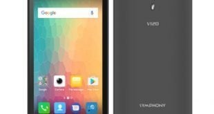 Symphony V120 MT6580 Official Stock Firmware SP Flash Tool Files