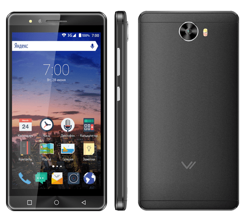 Vertex Impress Open MT6580 Android 5.1 Official Stock Firmware SP Flash Tool Files