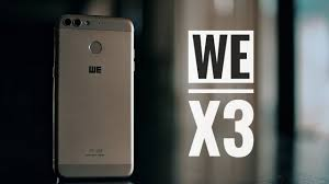 WE X3 MT6737T Android 7.0 Official Stock Firmware SP Flash Tool Files