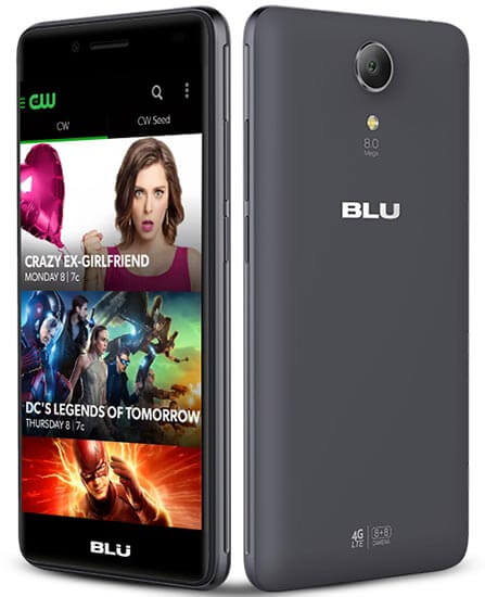 Blu Studio C 8+8 S0170UU MT6735M Android 6.0 Official Firmware SP Flash Tool Files