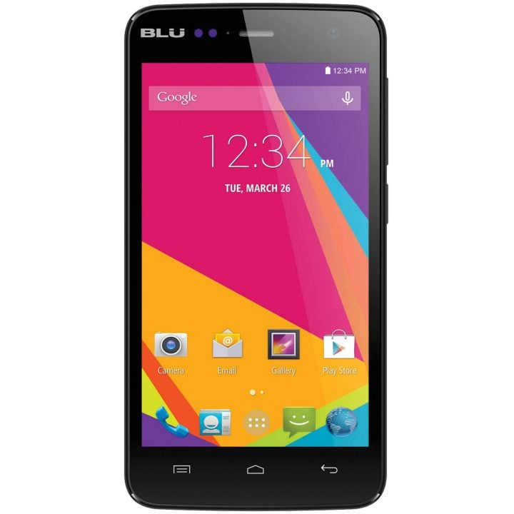 Blu Studio C D670U Android 4.4.2 MT6582 Official Stock Firmware SP Flash Tool Files