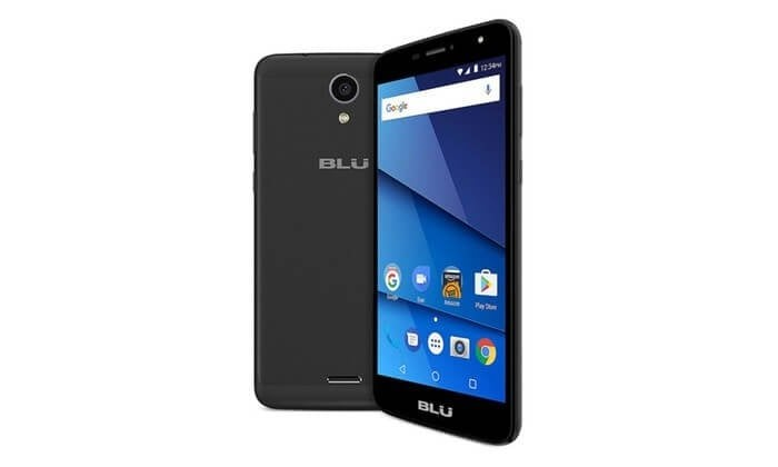 Blu Studio Mega S610P Android 7.0 Nougat MT6580 Official Firmware Flash Files