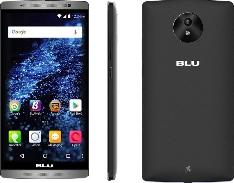 Blu Studio XL LTE S0190UU Official Stock Firmware Flash Files