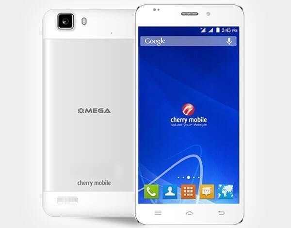 Cherry Mobile Omega 3 MT6592 Android 4.4.2 Official Stock Firmware Flash Files