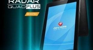 Cherry Mobile Superion Radar Quad Plus MT6582 Android 4.4.2 Flash Files