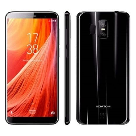 Homtom S7 MT6737M Android 7.0 Official Stock Firmware Flash Files