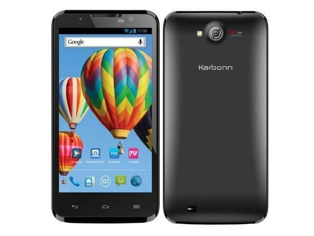 Karbonn Titanium Frames S7 MT6737T Android 7.0 Official Stock Firmware Flash Files