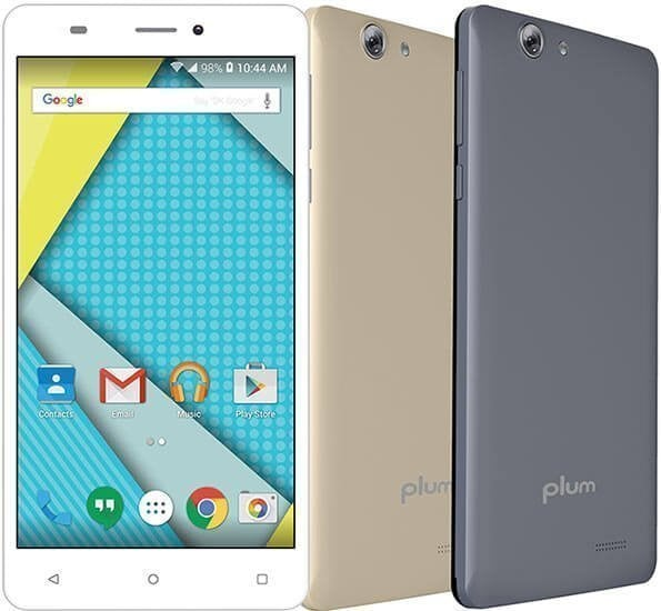 PLUM Z623 MT6580 Android 6.0 Official Firmware Flash Files