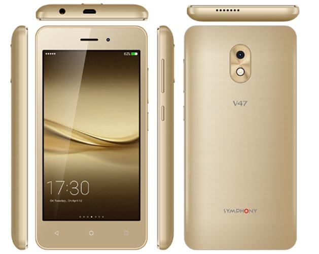 Symphony V47 MT6580 Android 7.0 Nougat Official Firmware Flash Files