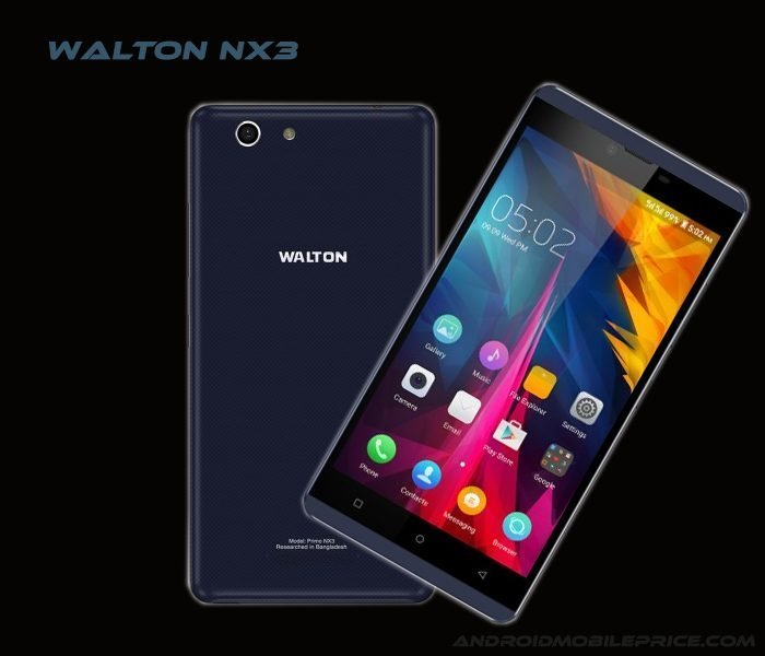 Walton NX3 Plus Firmware