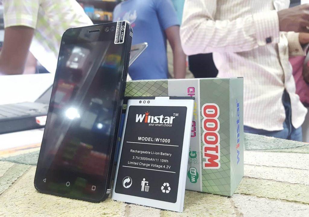 Winstar W1000 Firmware