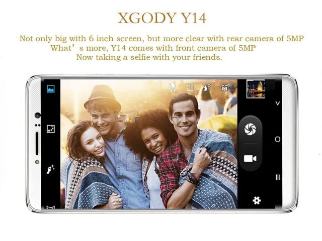 XGODY Y14 MT6580 Android 5.1 Official Stock Firmware SP Flash Tool Files