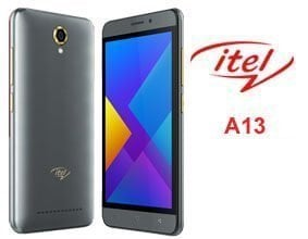 Itel A13 Plus Firmware