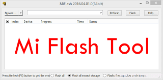 Download Xiaomi Mi Flash Tool Latest version