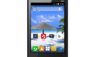 Evercoss A53 Star Android 4.4 Official Stock Firmware Flash Files