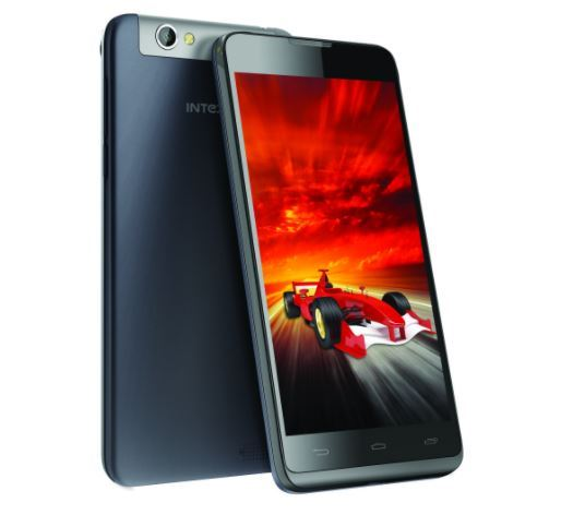 Intex FulVU E5 Android 7.0 Nougat Official Firmware Flash Files