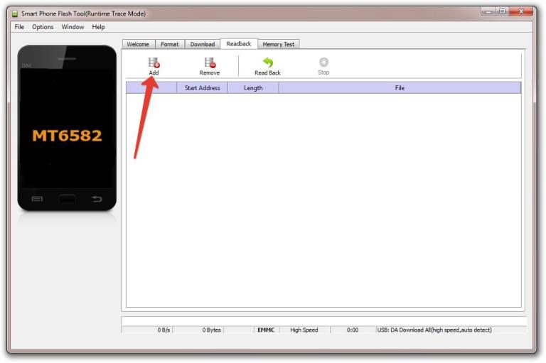 How To Backup MTK Android Firmware 6