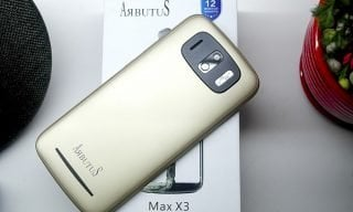 Arbutus Max X3 MT6580 Android 6.0 Official Firmware Flash Files