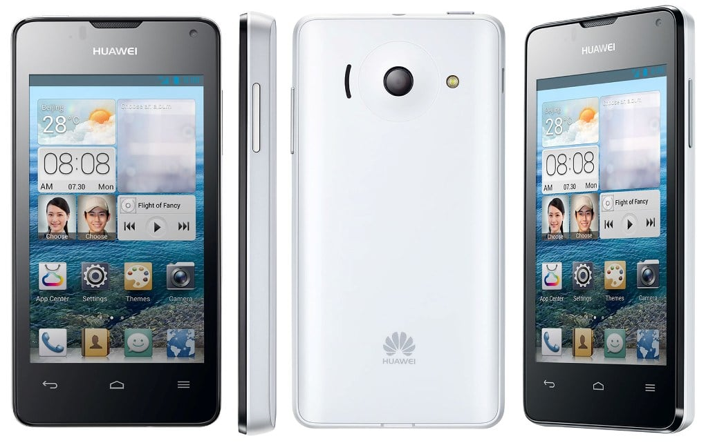 Huawei Y300-0100 Android 4.1 Official Stock Firmware Flash Files
