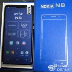 Uni-tel N8 MT6580 Android 5.1 Flash Files