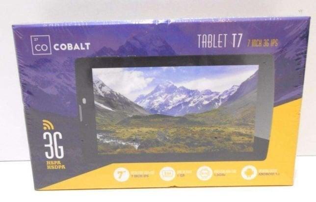 Cobalt T7 3G Firmware
