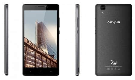 Okapia z4 MT6580 Android 6.0 Official Firmware Flash Files