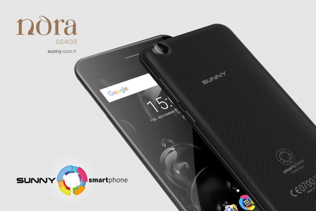 Sunny SS4G8 Nora Firmware