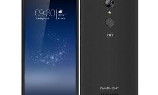 Symphony Z10 MSM8917 Android 7.1 Official Firmware Flash Files