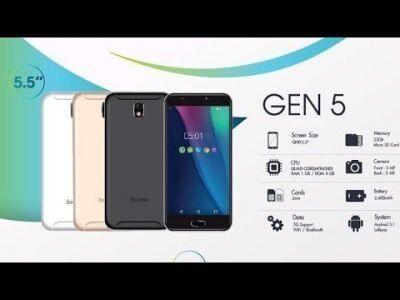 Beyond GEN 5i Firmware