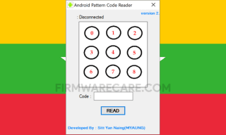 Download Android Pattern Code Reader