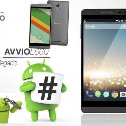 Avvio L660 MT6735 Android 5.1 Flash Files