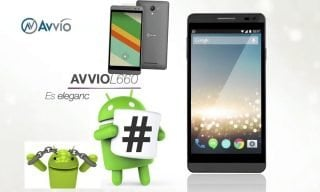 Avvio L660 MT6735 Android 5.1 Official Firmware Flash Files
