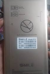 Smile Z13 MT6580 Official Firmware Flash Files