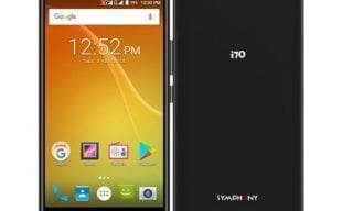 Symphony i70 MT6580 Android 7.0 Official Firmware Flash Files